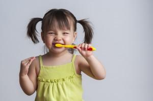 making toothbrushing fun for kids