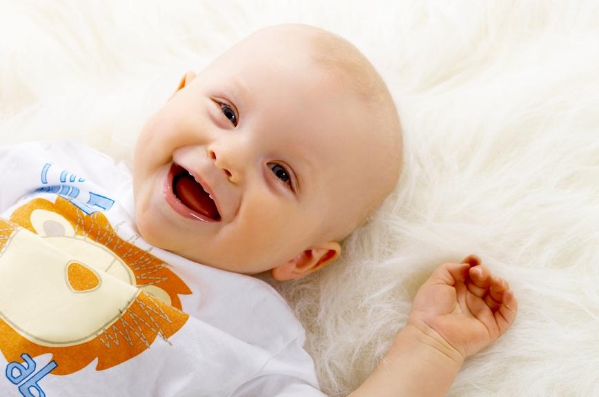 Baby's First Dental Visit